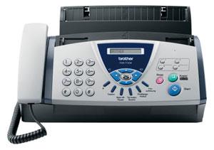 Факс_Brother FAX-T104R Компания ForOffice 4966.000