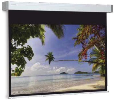 Projecta Compact Electrol 180x138 Matte White (10100074) экраны для проекторов projecta compact electrol 183х240 см 113 matte white с э
