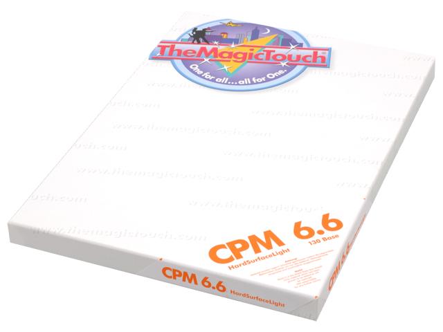 The Magic Touch CPM 6.6 A4 матовая (Термотрансферная бумага на нетканевую поверхность) the magic touch ttc 3 1 a4 термотрансферная бумага на светлую ткань