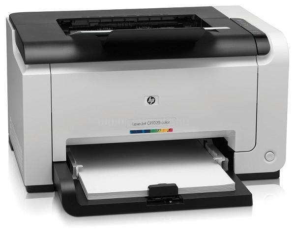 Принтер_HP Color LaserJet Pro CP1025 (CE913A/CF346A)