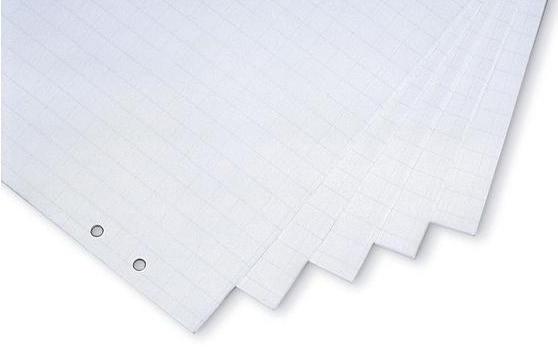 Бумага для флипчартов Magnetoplan, 65 x 93 см (1227101)