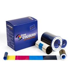 Полноцветная лента с чистящим роликом YMCKOK 800015-448