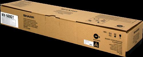 Тонер-картридж MX-560GT тонер картридж голубой mx 51gtca
