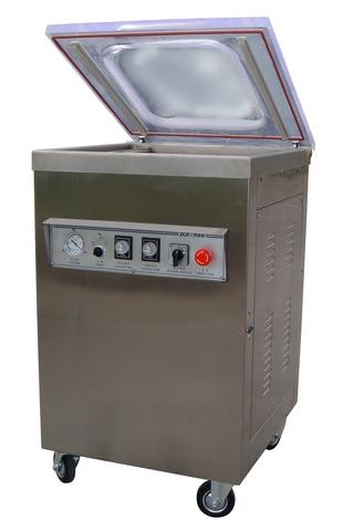 Напольная вакуум-упаковочная машина HL DZ-500/2E (нерж.)