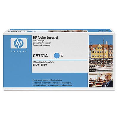 Тонер-картридж HP 645A C9731A sakura c9731a