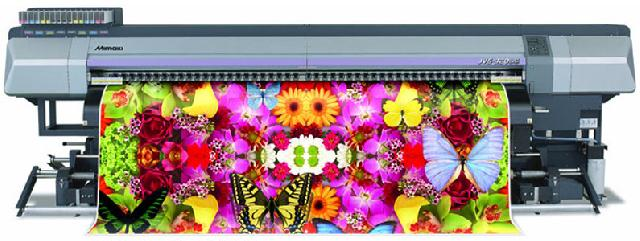 Текстильный плоттер Mimaki JV5-320 DS (Sub)