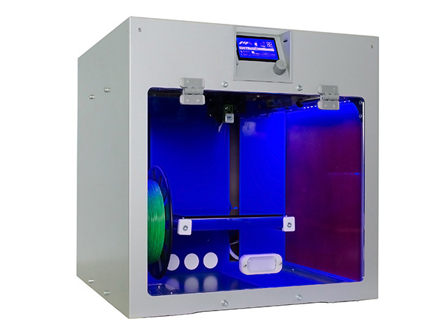 Alfa LCD (1 эсктрудер) abs 1 75 3d 395m