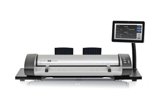 IQ 24 MFP2GO программное обеспечение contex nextimage scan archive для полнофункционального сканирования