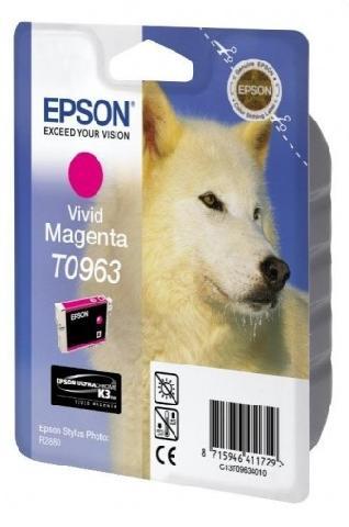 Картридж Epson C13T09634010