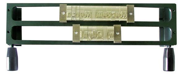 Рамка для шрифтов 2L6 кассета для шрифтов 5 5 мм