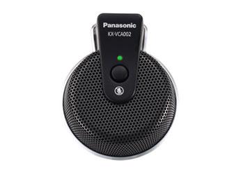 Микрофон_Panasonic KX-VCA002X Компания ForOffice 15500.000