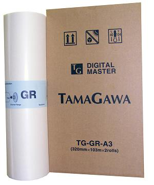 Мастер-пленка A3 TG-GR, TAMAGAWA