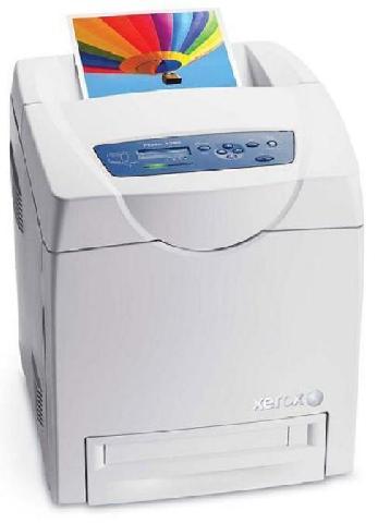 Цветной лазерный принтер Xerox Phaser 6180 оснащен оборудованием для
