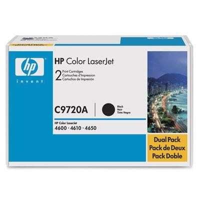 Картридж HP C9720A hewlett packard hp многофункциональная лазерная аппаратура для печати копии факса сканирования