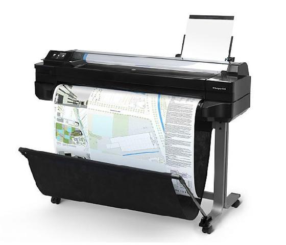 HP Designjet T520 36 (CQ893A, CQ893B, CQ893C)