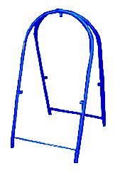 Штендер АР-30 голубой Компания ForOffice 941.000