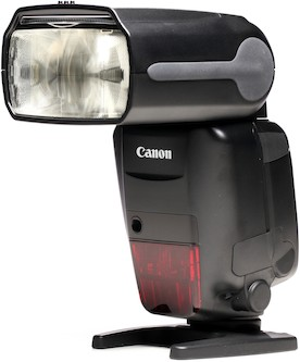 Canon Speedlite 600EX RT