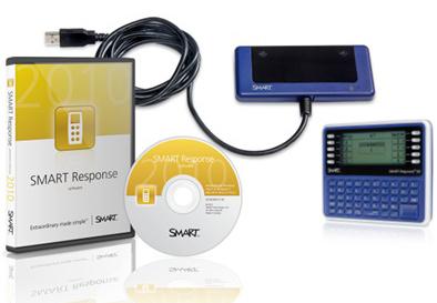 Интерактивная система голосования_SMART Response XE (32 пульта) Компания ForOffice 109000.000