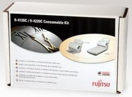 Fujitsu CON-3670-002A Комплект расходных материалов Компания ForOffice 8332.000