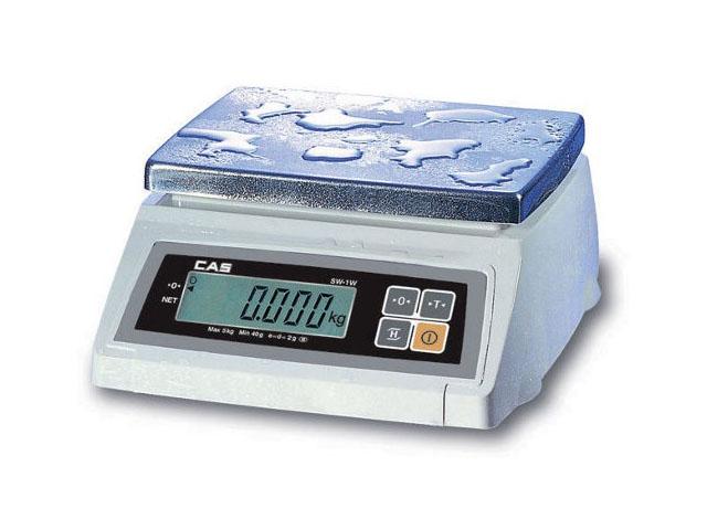 Фасовочные весы_CAS SW-20W Компания ForOffice 7836.000