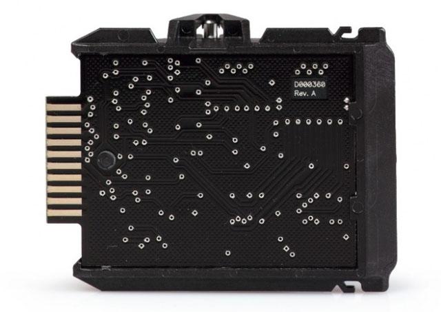 47709 кодировщик магнитной полосы ISO