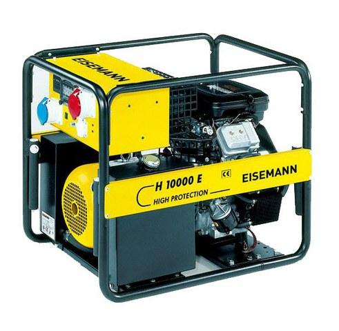Бензиновый генератор_Eisemann H 10000 E