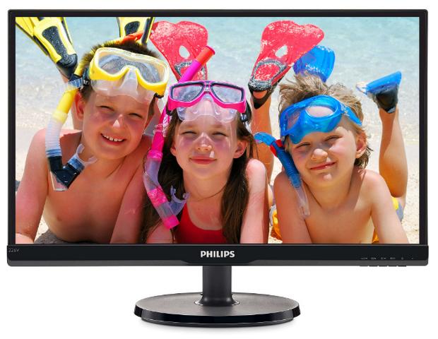 21.5 Philips 226V6QSB6/00(01) Black