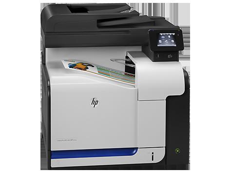 Многофункциональное устройство (МФУ) HP Color LaserJet Pro 500 M570dw (CZ272A)