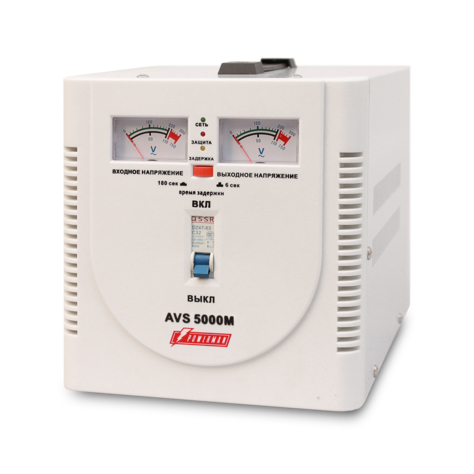 Стабилизатор напряжения_Powerman AVS 5000M