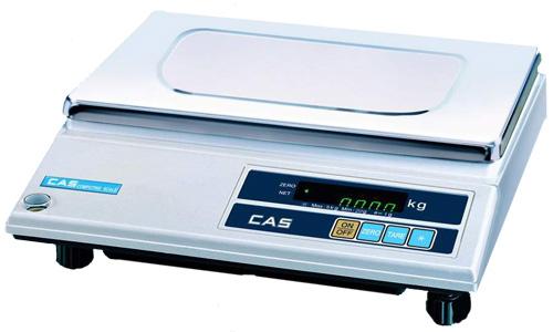 Фасовочные весы_CAS AD-2.5 Компания ForOffice 6891.000