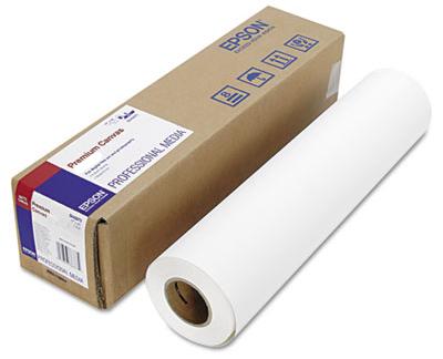 Premium Canvas Satin 24, 610мм х 12.2м (350 г/м2) (C13S041847)