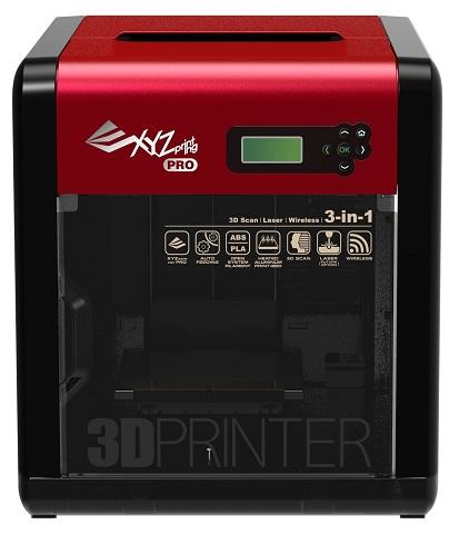 Купить 3D принтер XYZ da Vinci 1.0 Pro в официальном интернет-магазине оргтехники, банковского и полиграфического оборудования. Выгодные цены на широкий ассортимент оргтехники, банковского оборудования и полиграфического оборудования. Быстрая доставка по всей стране