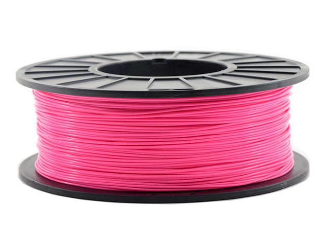 Пластик ABS розовый 250гр