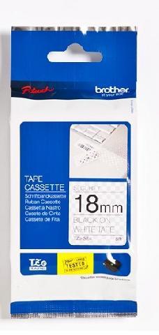 Пленка для наклеек   security tape TZE-SE4