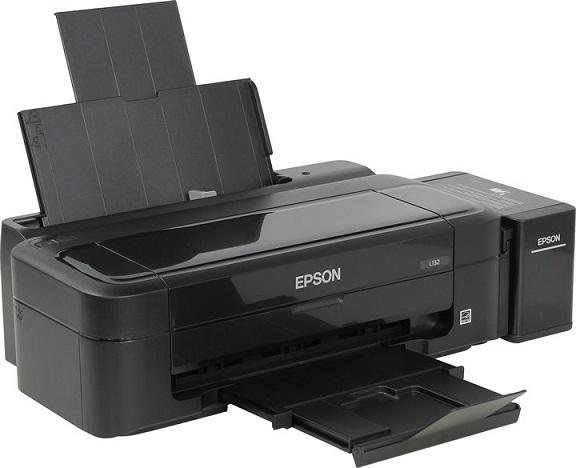 Epson L132 струйный принтер epson l132
