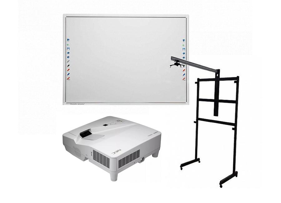 Интерактивный мобильный комплект 78/UM310X/STWP06/1 triumph board 78 multi touch 10