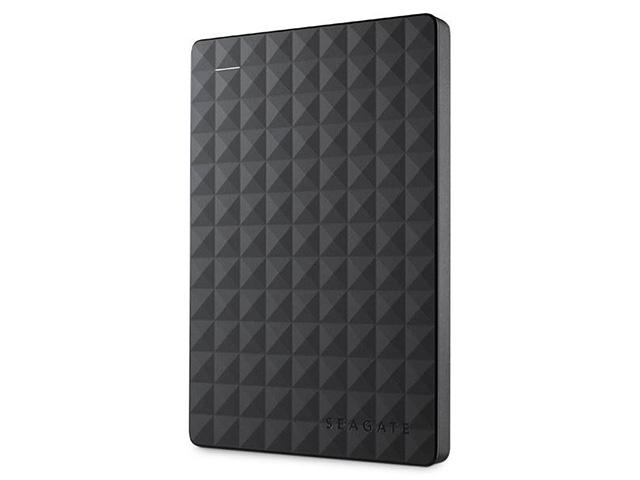 Внешний жесткий диск Seagate Expansion 1 ТБ (STEA1000400), черный