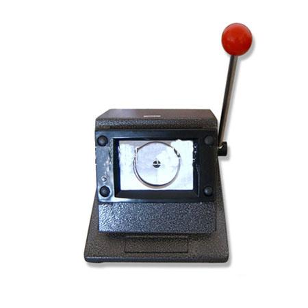 Вырубщик для значков d-44мм (настольный) вырубщик для значков stand cutter 25x70мм