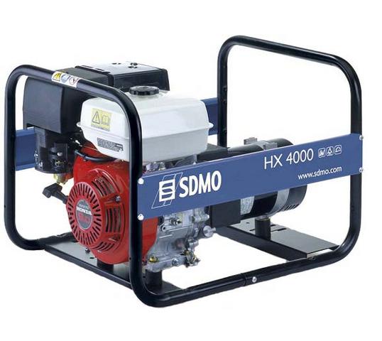 HX 4000S sdmo hx 7500 t avr ip54