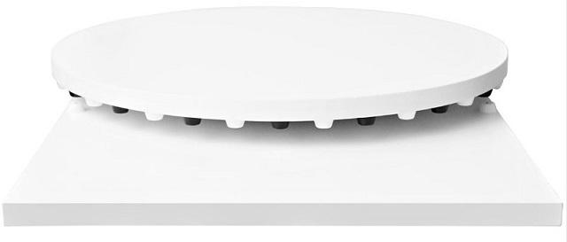 3D-Space поворотный стол M-70-72  для 3D-фото