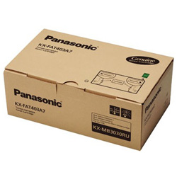 Тонер KX-FAT421A телефон ip panasonic kx nt553rub черный