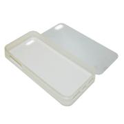 Чехол для  iPhone 5/5S мягкий прозрачный Компания ForOffice 126.000