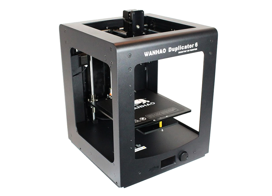 Duplicator 6 Plus high precision desktop 3d printers 200 200 200mm printing size fdm technology workbench pla filament sd card and lcd