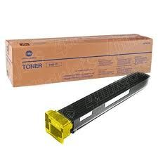 Тонер TN-613Y high quality compatible for konica minolta c8650 8650 color toner powder 4kg lot free shipping