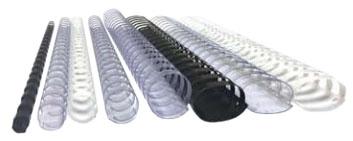 Стартовый набор пружин для переплета Office Kit стартовый набор для переплета office kit 20 обложек 10 пружин