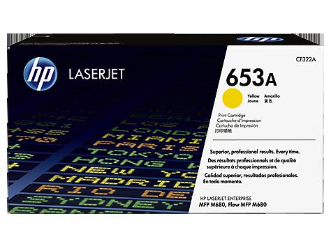 Тонер-картридж HP 653A CF322A