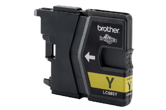 Картридж Brother LC985Y