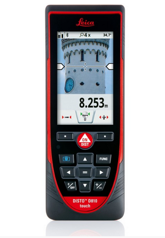 Disto D810 лазерная рулетка leica disto d810 touch