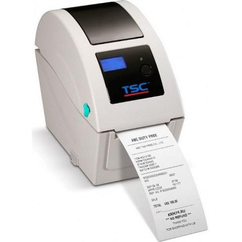 Принтер этикеток TSC TDP-225 U+Ethernet+LCD
