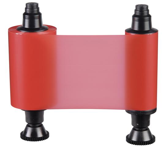 Красная монохромная лента   R2013